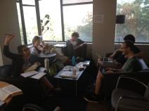 quiet study time
